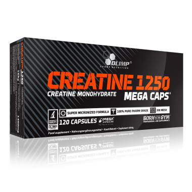 Creatine Mega Caps Olimp Sport Nutrition