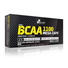BCAA Mega Caps Olimp Sport Nutrition (120 caps)