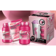 Pink Fit Easy 21 jours BiotechUSA