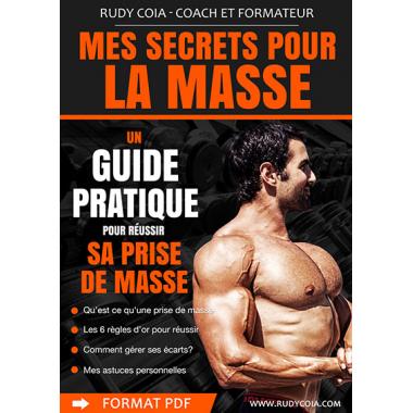 Rudy Coia - Mes secrets pour la masse