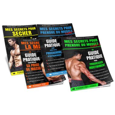 Rudy Coia – Pack de 4 ebooks