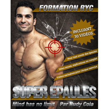 Rudy Coia - Formation Super Epaules