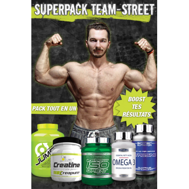 SuperPack Team - Street
