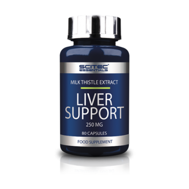 Liver Support Scitec Nutrition (80 caps)