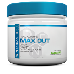 Max Out Pharma First
