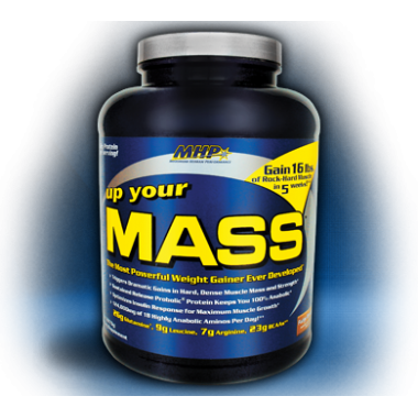 comment prendre mhp up your mass
