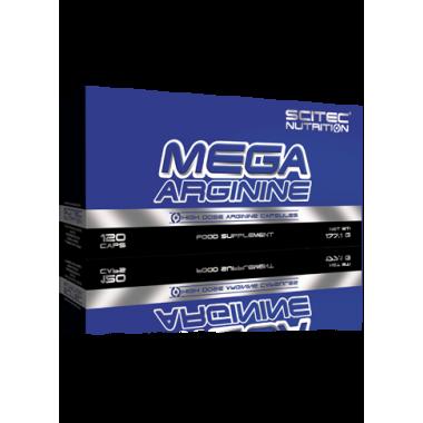 Mega Arginine Scitec Nutrition (120 caps)