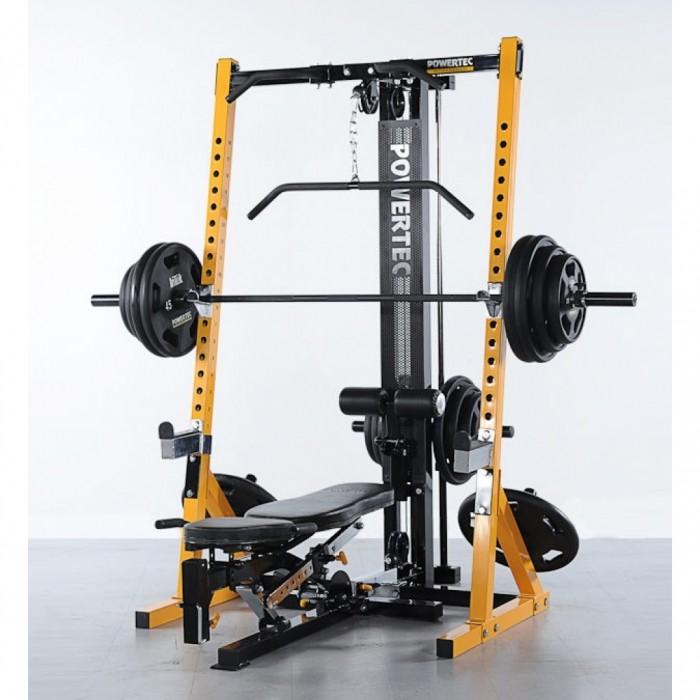 banc de musculation york 3000