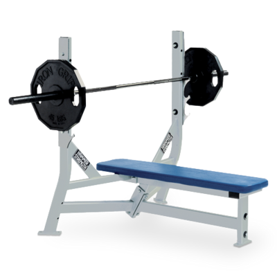 recherche banc olympique plat hammer strength life fitness. Black Bedroom Furniture Sets. Home Design Ideas