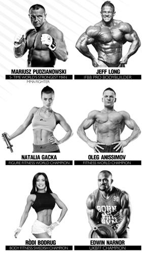 Team Pro Olimp Nutrition