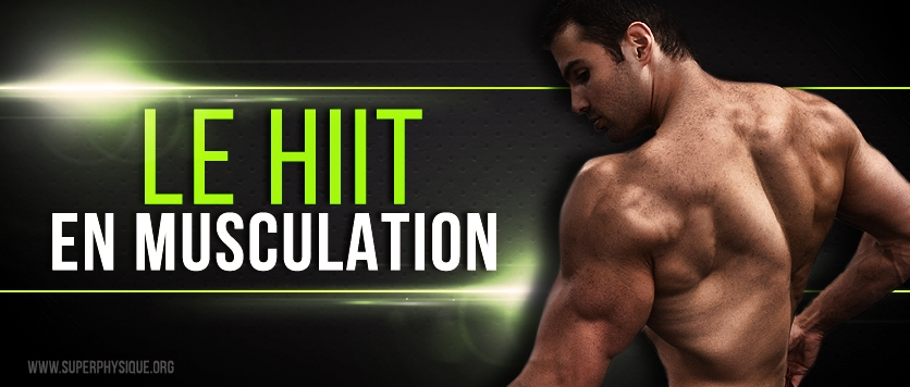 Le HIIT : High Intensity Interval Training