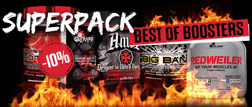 Superpack Best of boosters