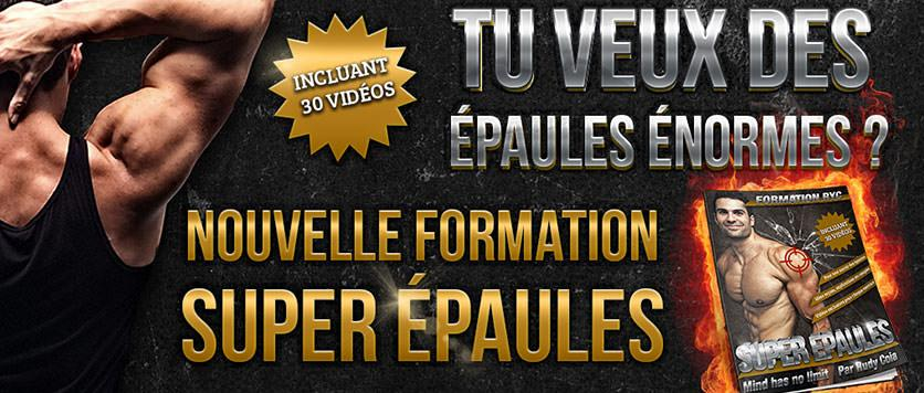 Formation Super Epaules RYC