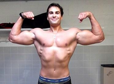 Programme de musculation pour les bras de Rudy Coia