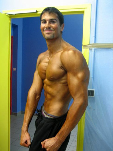 Interview de la Team SuperPhysique : Rudy Coia