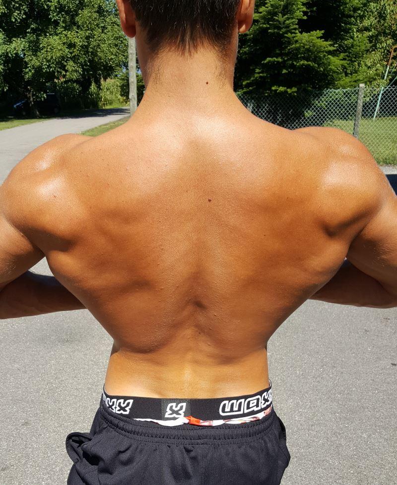 Séance de musculation dos simple et efficace aa9b1a24475