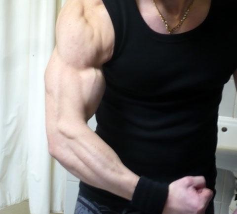 comment avoir des bras enorme