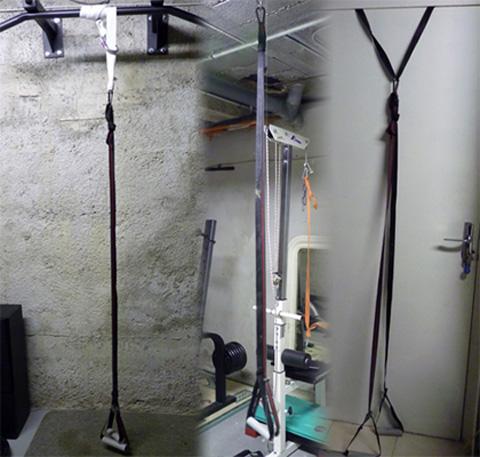 trx training system fabrication artisanale. Black Bedroom Furniture Sets. Home Design Ideas
