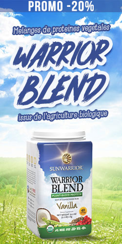Warrior blend vertical (du 22/06 au 28/06)