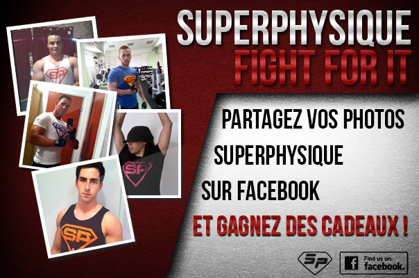 Facebook SuperPhysique