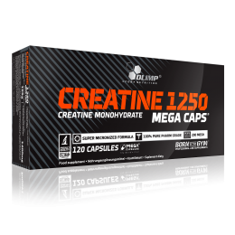 Creatine Mega Caps Olimp Sport Nutrition