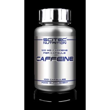Caffeine Scitec Nutrition (100 caps)