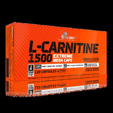L-Carnitine 1500 mg Olimp Nutrition (120 caps)