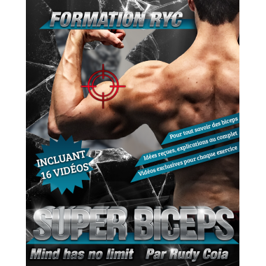 Rudy Coia - Formation Super Biceps