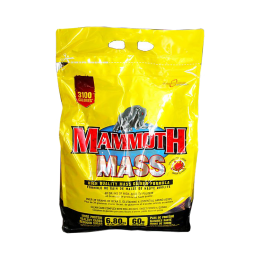 Mammoth Mass Interactive Nutrition