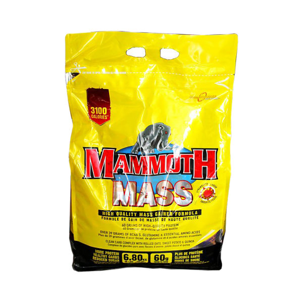 Mammoth Mass Interactive Nutrition