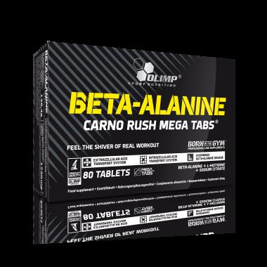 Beta-Alanine Carno Rush Olimp (80 caps)