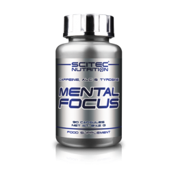 Mental Focus Scitec Nutrition (90 caps)
