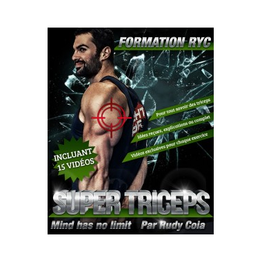 Rudy Coia - Formation Super Triceps