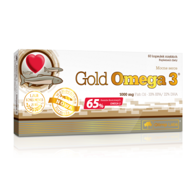 Gold Omega 3 Olimp (60 caps)