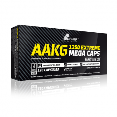 AAKG Extreme Olimp Nutrition (120 caps)
