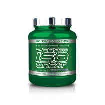 Zero Carb/Zero Fat IsoGreat Scitec Nutrition