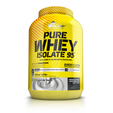 Pure Whey Isolate 95 Olimp Nutrition