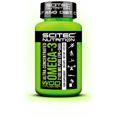 Ultra Concentrated Omega3 Scitec Nutrition (90 caps)