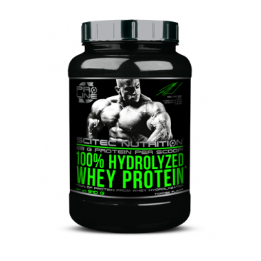 100% Hydrolyzed Whey Protein Scitec Nutrition