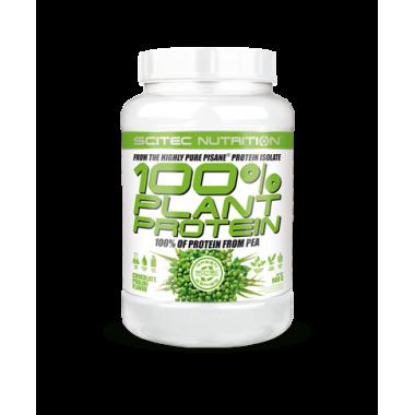 100% Plant Protein (protéines de pois) Scitec Nutrition