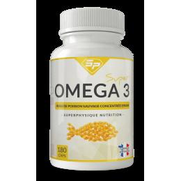 Super Oméga-3 SuperPhysique (180 gélules)
