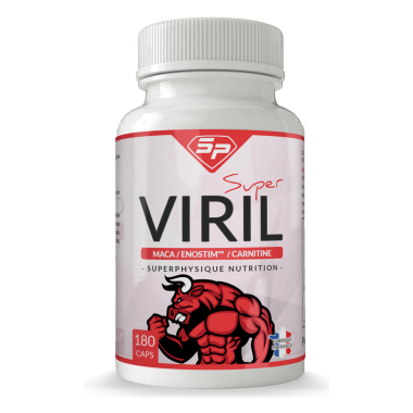 Super Viril SuperPhysique Nutrition