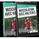 Guide de la musculation avec haltères (livre papier ou ebook)