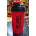 Shaker Wave SuperPhysique Red&Black (600 ml)