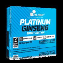 Platinum Ginseng Olimp Nutrition (60 gélules)