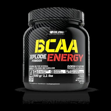 BCAA Xplode ENERGY Olimp Sport Nutrition