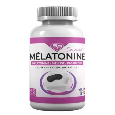 Super Mélatonine en capsules SuperPhysique Nutrition
