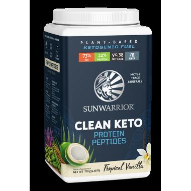 Clean Keto vegan SunWarrior (720 g)